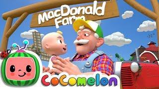 Download lagu Old MacDonald Song + MORE  CoComelon Nursery Rhymes & Kids Songs   Learning Videos For Toddlers