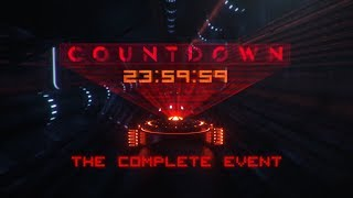 Toonami - Countdown [The Complete Event] (HD 1080p)