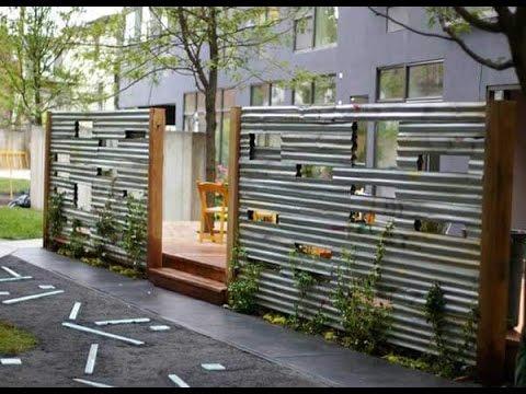 29 Gorgeous Fence Design Ideas
