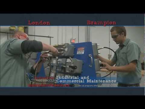 Industrial & Commercial Maintenance Diploma Training @ North American Trade Schools