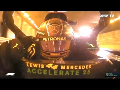 Lewis Hamilton post race radio silence - Monaco