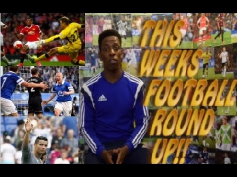 FTOtv THIS WEEKS FOOTBALL ROUND UP..AND RONALDO SCORES 5