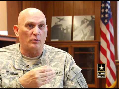 U.S. Army Europe Podcast: Gen Raymond Odierno - YouTube
