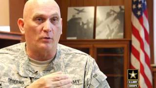 U.S. Army Europe Podcast: Gen Raymond Odierno