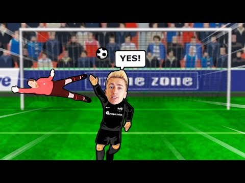 WE ARE ACTUALLY AMAZING! | Jumpers For Goalposts