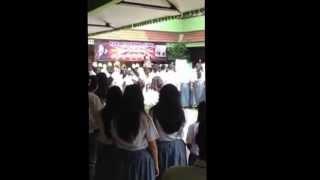 Video FATIN SL - Pumped up kicks SMA 97 JKT