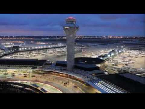 World's 10 most busy airports.top10 des plus grands aéroports du monde