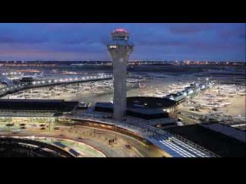 World's 10 most busy airports.top10 des plus grands aéroports du monde