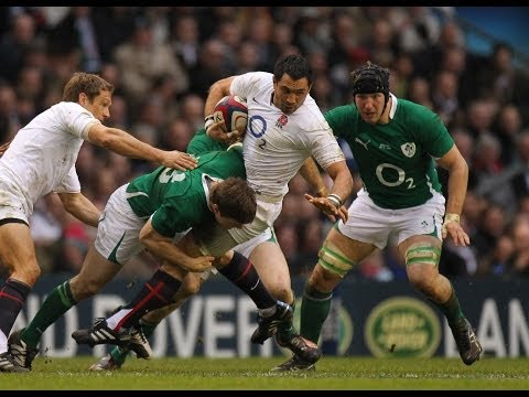 RBS 6 Nations Big Tackles: 2010- 2014