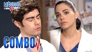 Médicos, línea de vida - C-46: Diego confiesa su robo a Regina  | Las Estrellas
