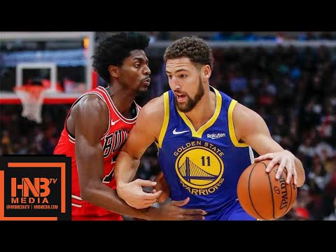 Golden State Warriors vs Chicago Bulls Full Game Highlights | 10.29.2018, NBA Season