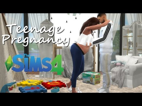 Teenage Pregnancy l episode 8 l A Sims 4 Series