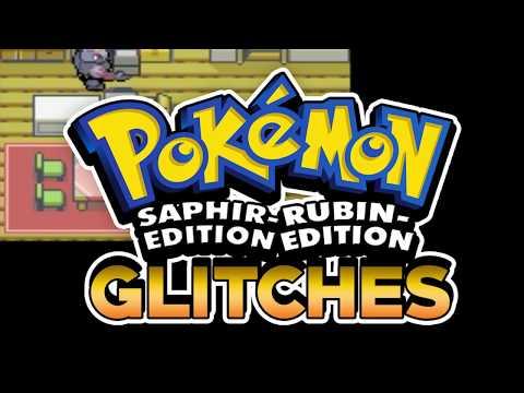 Pokémon Rubin Und Pokémon Saphir Glitches