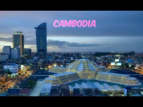 Cambodia Top 10 Most Beautiful Places to Travelling.