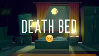 Gambar cover Powfu - Death Bed (Lyrics) ft. beabadoobee