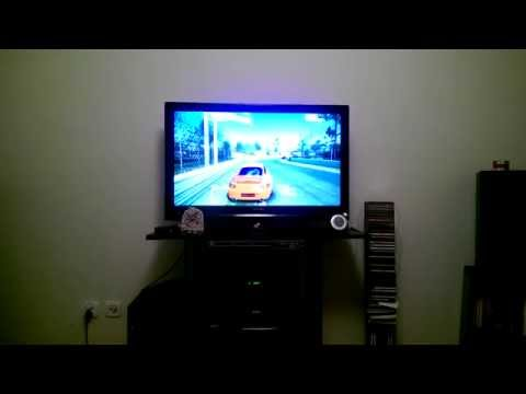 IPad Mini + Apple TV + Real Racing 3