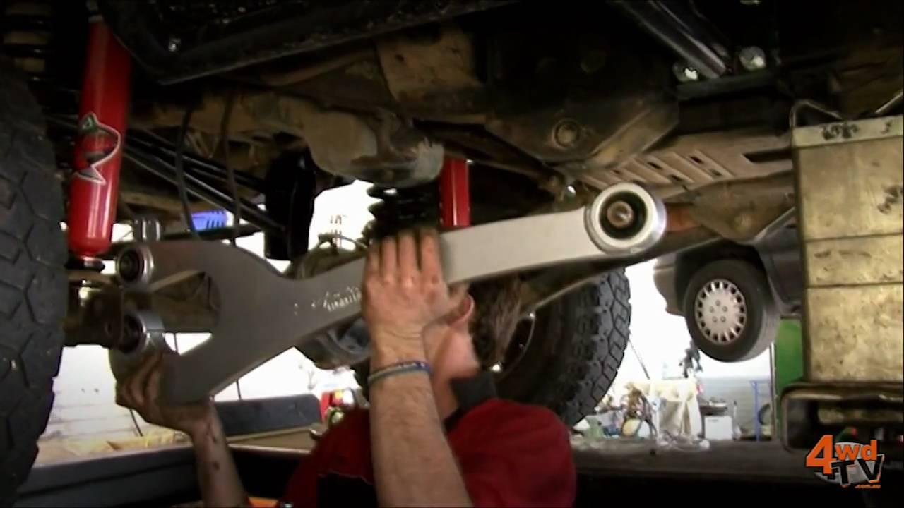 Superflex Radius Arms By Superior Engineering Youtube
