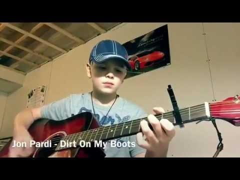 Jon Pardi  Dirt On My Boots   Landon Bedor
