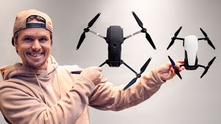 DJI MAVIC AIR! Better than the MAVIC PRO?!