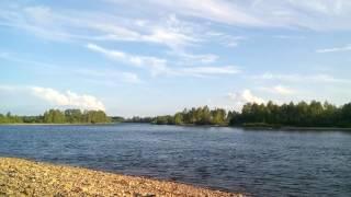 Будни. Прогулка к реке.