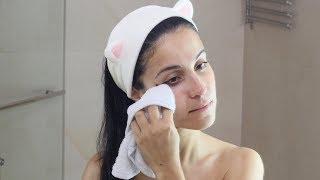 Mi Rutina de Cuidado Facial de Noche con Kiehl's   AD