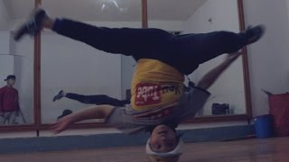 Nepalese Girl's Got Incredible Talent | Headspins | Sabrina
