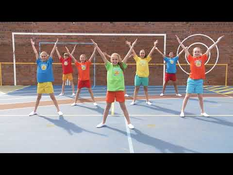 Welcome to My Gym | Exercise Song for Kids | Time 4 Kids TV