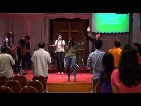 True Worshippers - Favor - Besar Di Dalamku - Covered By One In Love Band 2014
