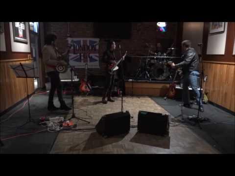 LONDON EGG live at 'Strikers' ! East Providence, RI