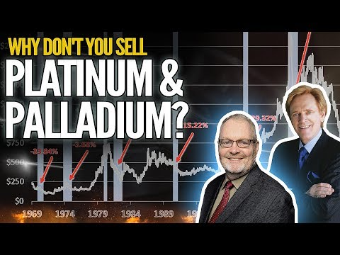 Platinum & Palladium vs Gold & Silver - Mike Maloney with Jeff Clark