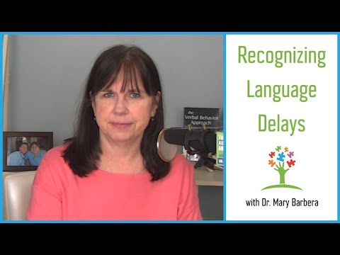 What is a Language Delay? Is It Delayed Speech or Autism?