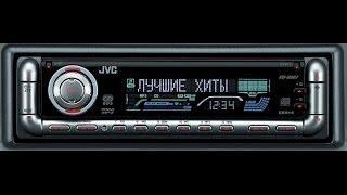 Автомагнитола JVC KD-G701