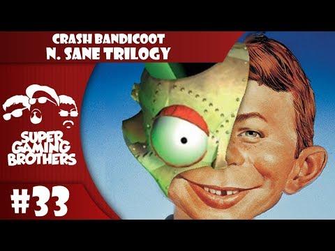 SGB Play: Crash Bandicoot N.Sane Trilogy - Part 33 | Finger No Jutsu