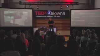 Urban Lumber: David Barmon At Tedxkelowna