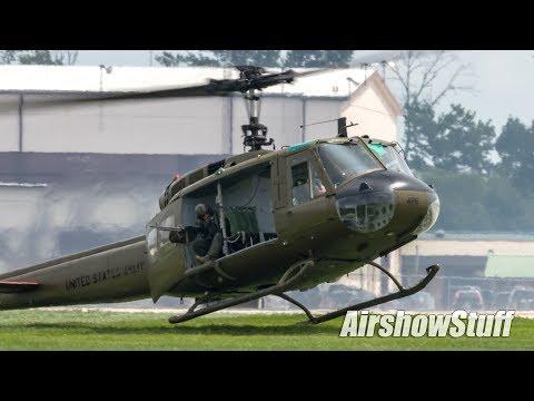 Vietnam War Tribute - Terre Haute Airshow 2018