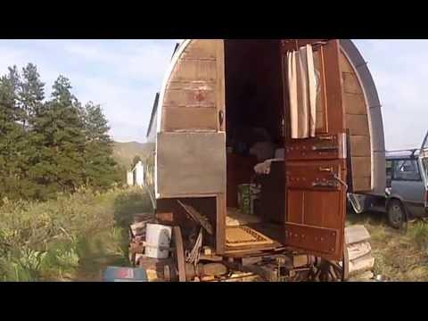 Sheepwagon Sheep Wagon Sheep Camp Great Way To Live And Cheap - sheep wagon