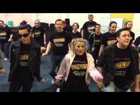 Show Trailer - BATS presents Grease - November 2015