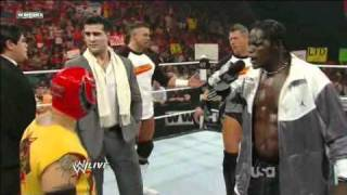 WWE RAW 09.05.2011 Russian Wrestling Community ����� 2