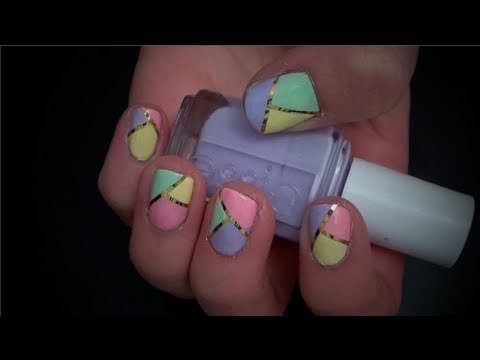 Video Of The Week: Spring Nails