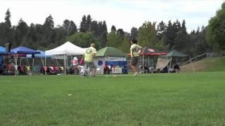 Northwest Regional Disc Dog Championships 2009