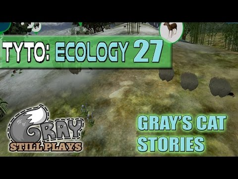 Tyto Ecology | Himalayan Asian Bears and Stories About Gray's Cats | Part 27 | Gameplay Let's Play