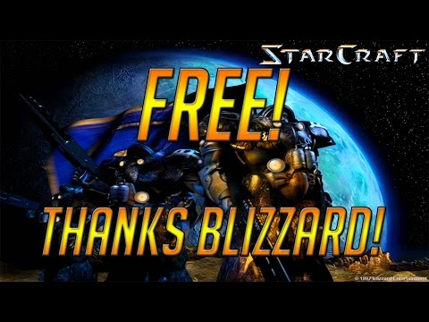 (Public Test Realm in Description)How To Download Starcraft 1 For FREE! Thanks Blizzard!