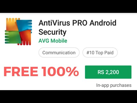 AntiVirus PRO Android Security Hack Free 100%
