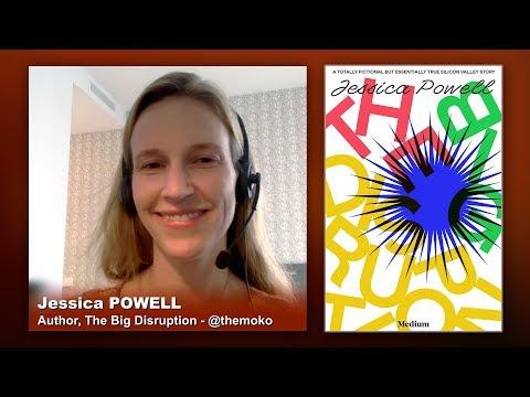 Jessica Powell: The Big Disruption - Triangulation 399
