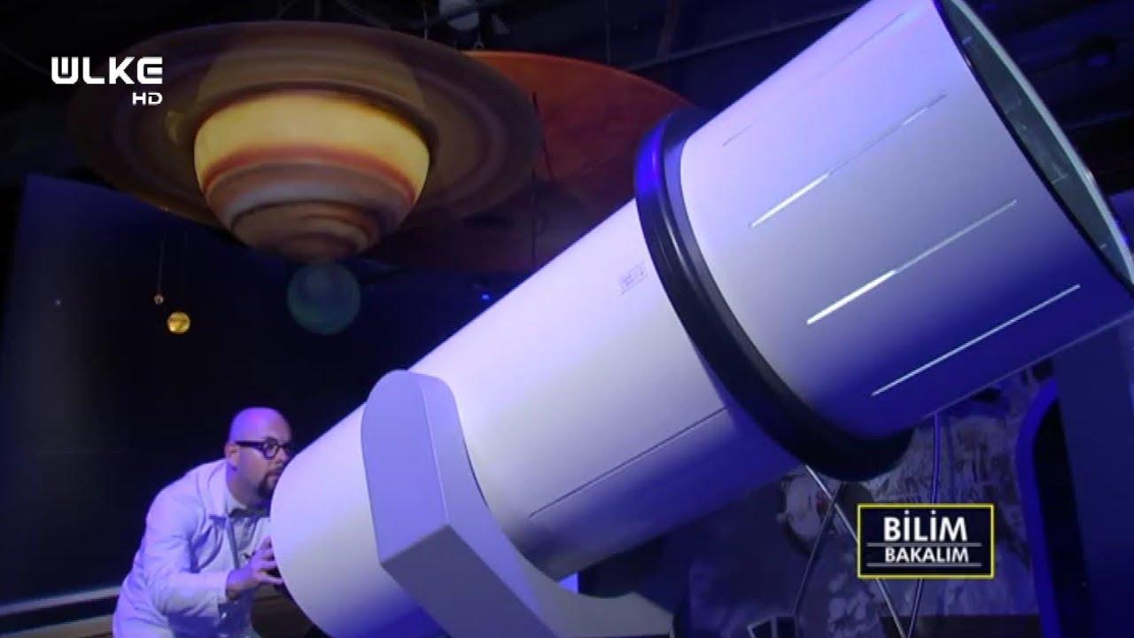 Bilim bakalım bölüm teleskop nedir ve nerelerde kullanılır
