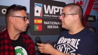 Daniel Ferreira Lidera Welcome WPT High Roller com 6 em Jogo