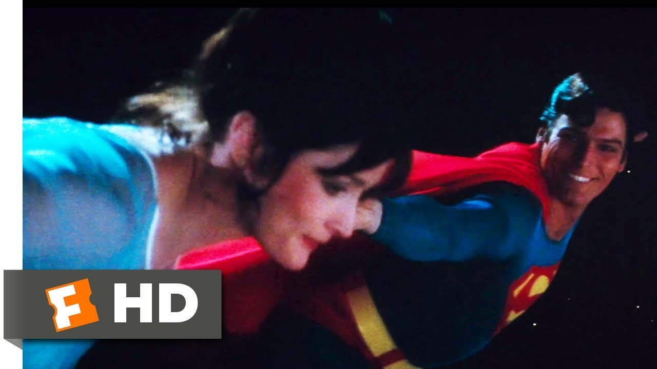 Superman 1978 Flying With Lois Scene 5 10 Movieclips Youtube