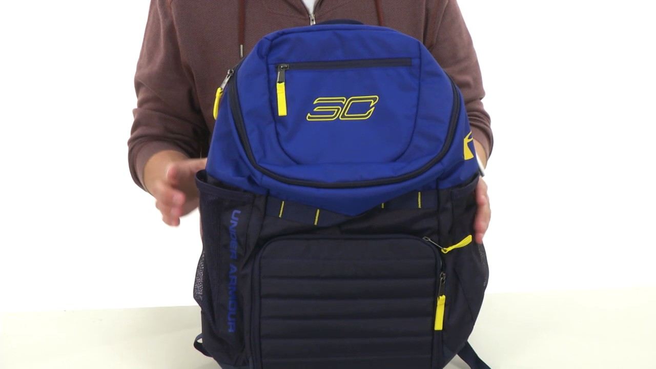 4790dde38b Under Armour UA SC30 Undeniable Backpack SKU 8870950 - YouTube