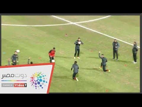 مشجع أهلاوى يشعل مدرجات مباراة الأهلى والإنتاج  - 18:54-2019 / 2 / 16