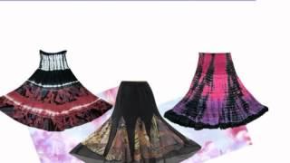 Boho Long Maxi Skirt